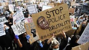 Black Lives Matter: el mundo se moviliza para exigir el fin de la ...