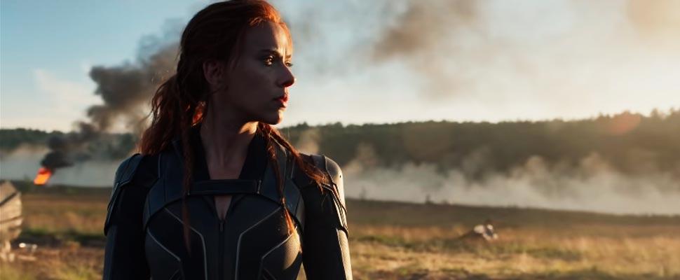 Marvel lanza el tráiler final de Black Widow y rompe récord de vistas